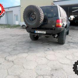 Jeep Grand Cherokee ZJ zderzak tylny