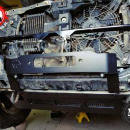 Płyta wyciągarki Mitsubishi Pajero IV