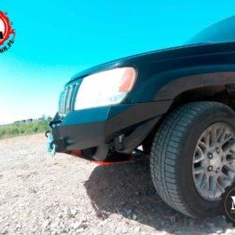 Jeep Grand Cherokee WJ zderzak przedni