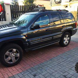 Progi hi-lift Jeep Grand Cherokee WJ
