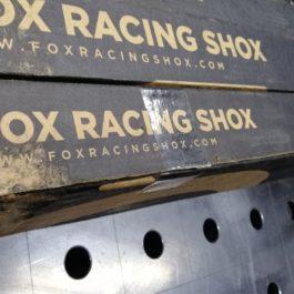 Amortyzatory FOX Racing