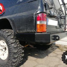 Tylny zderzak Nissan Patrol Y60